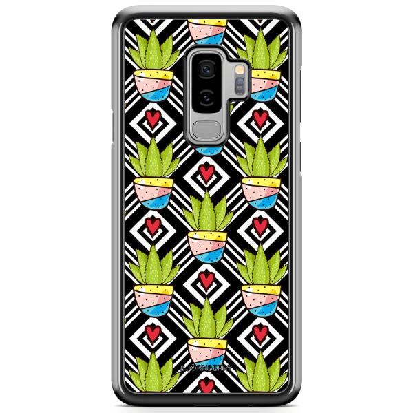 Bjornberry Skal Samsung Galaxy S9 Plus - Kaktusar
