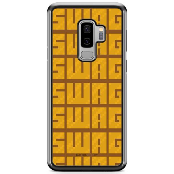Bjornberry Skal Samsung Galaxy S9 Plus - Många SWAG