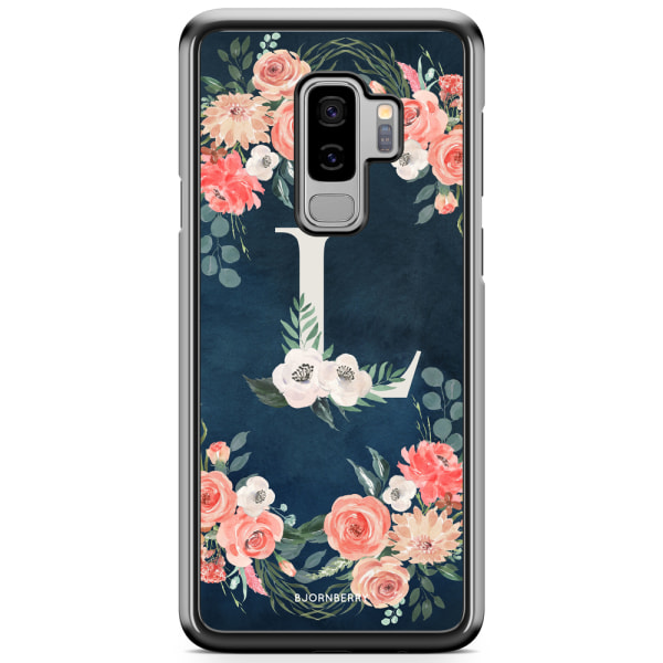 Bjornberry Skal Samsung Galaxy S9 Plus - Monogram L