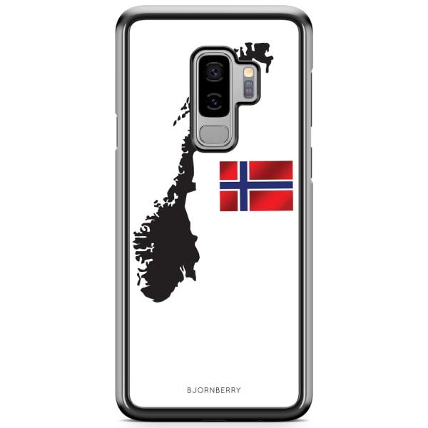 Bjornberry Skal Samsung Galaxy S9 Plus - Norge