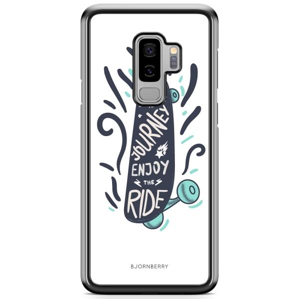 Bjornberry Skal Samsung Galaxy S9 Plus - Skatecitat