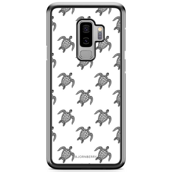 Bjornberry Skal Samsung Galaxy S9 Plus - Sköldpaddsmönster
