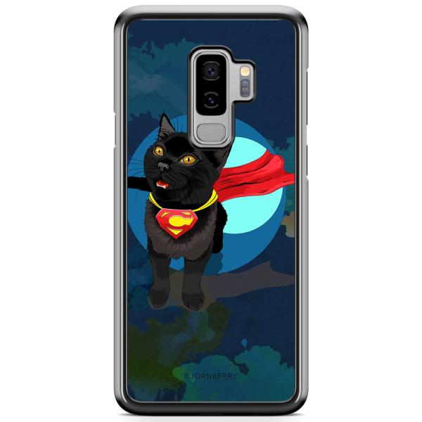 Bjornberry Skal Samsung Galaxy S9 Plus - Super Katt