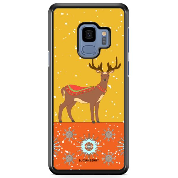 Bjornberry Skal Samsung Galaxy S9 - Ren