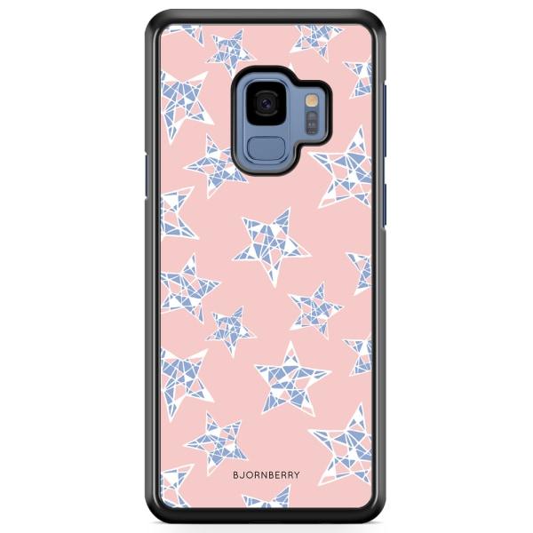 Bjornberry Skal Samsung Galaxy S9 - Rosenkvarts Stjärnor