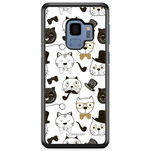 Bjornberry Skal Samsung Galaxy S9 - Tecknade Katter