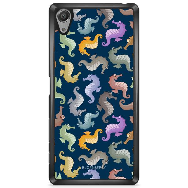 Bjornberry Skal Sony Xperia L1 - Tecknade Sjöhästar