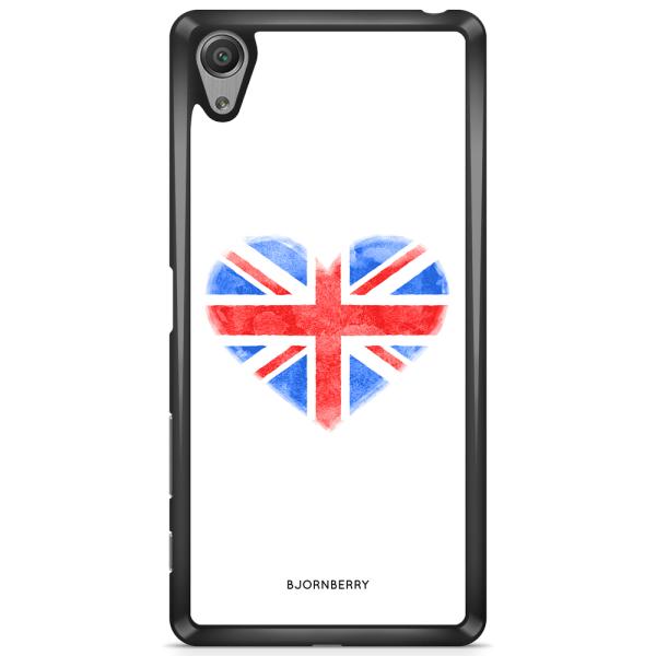 Bjornberry Skal Sony Xperia L1 - UK Hjärta