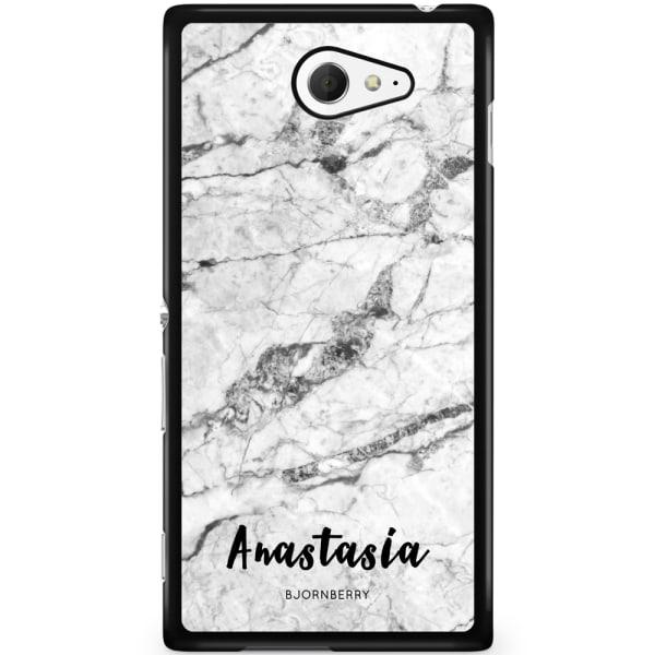 Bjornberry Skal Sony Xperia M2 Aqua - Anastasia