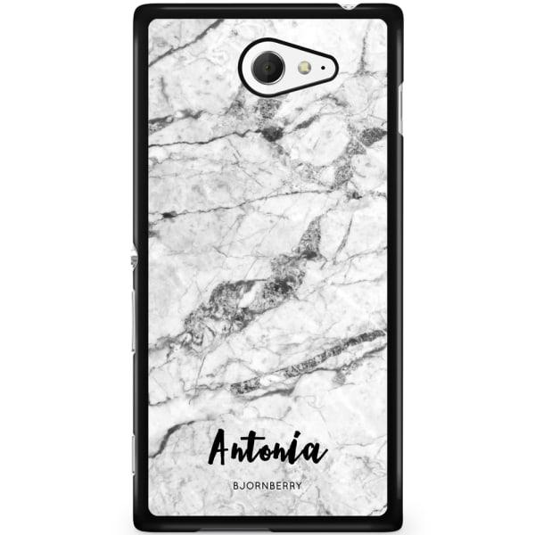 Bjornberry Skal Sony Xperia M2 Aqua - Antonia