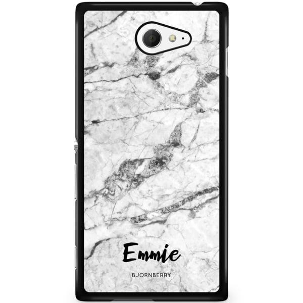 Bjornberry Skal Sony Xperia M2 Aqua - Emmie
