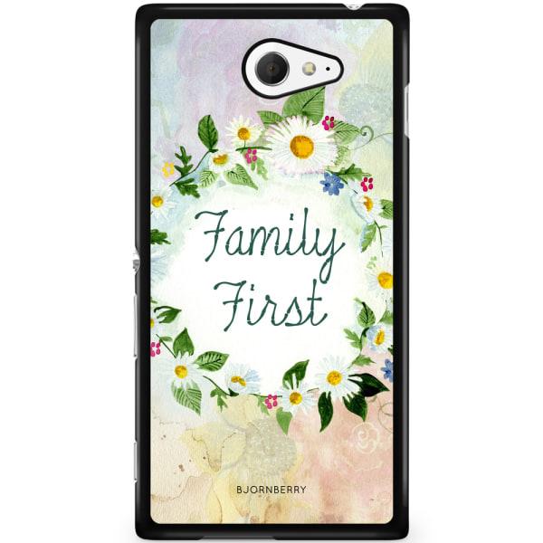 Bjornberry Skal Sony Xperia M2 Aqua - Family First