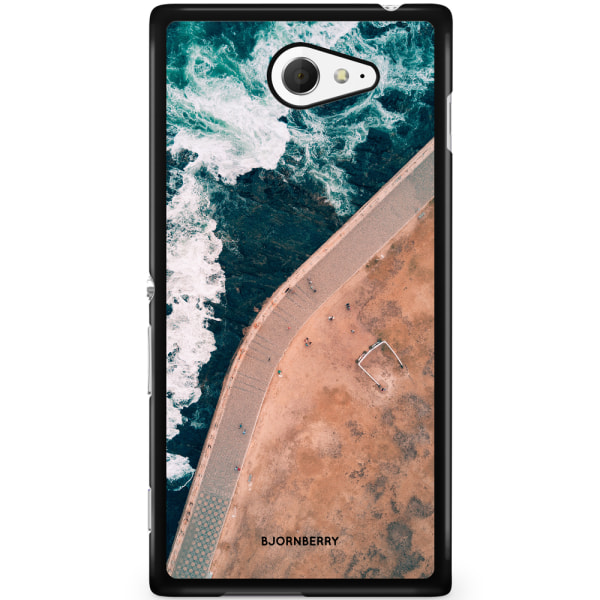 Bjornberry Skal Sony Xperia M2 Aqua - Hamn