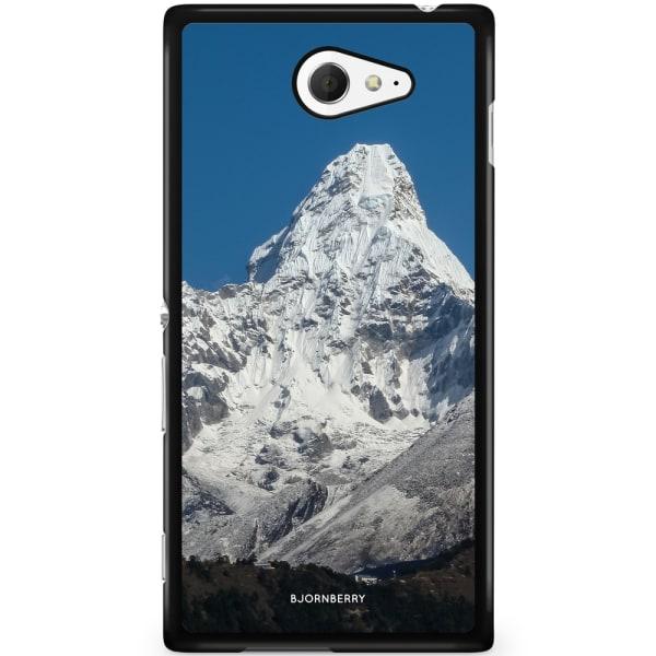 Bjornberry Skal Sony Xperia M2 Aqua - Mount Everest