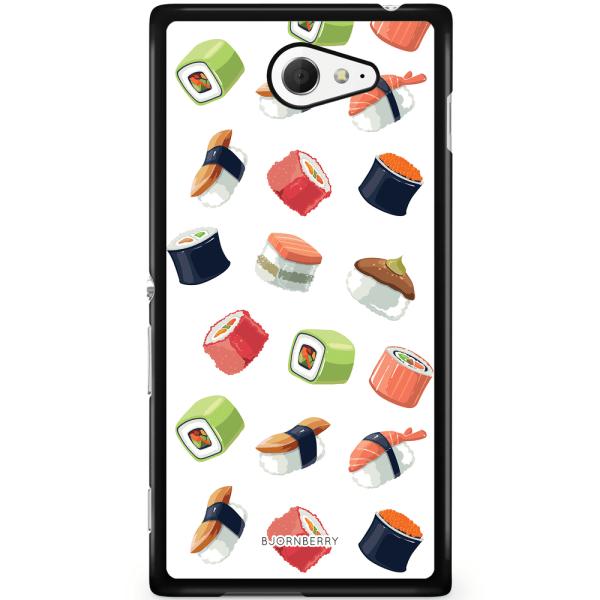 Bjornberry Skal Sony Xperia M2 Aqua - Sushi