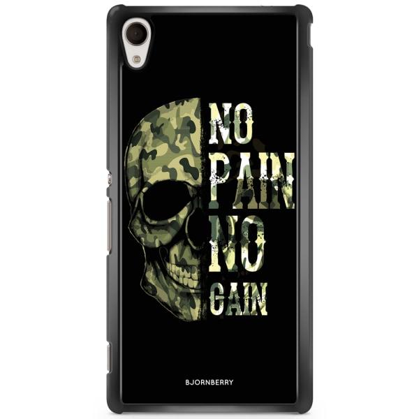 Bjornberry Skal Sony Xperia M4 Aqua - No Pain No Gain