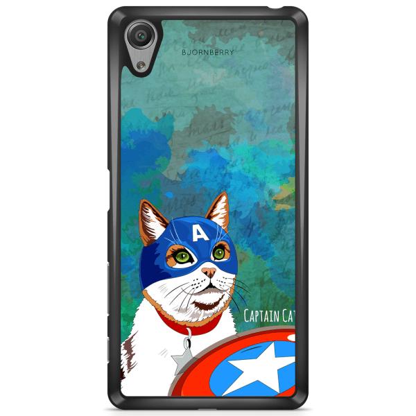 Bjornberry Skal Sony Xperia X - Kapten Katt
