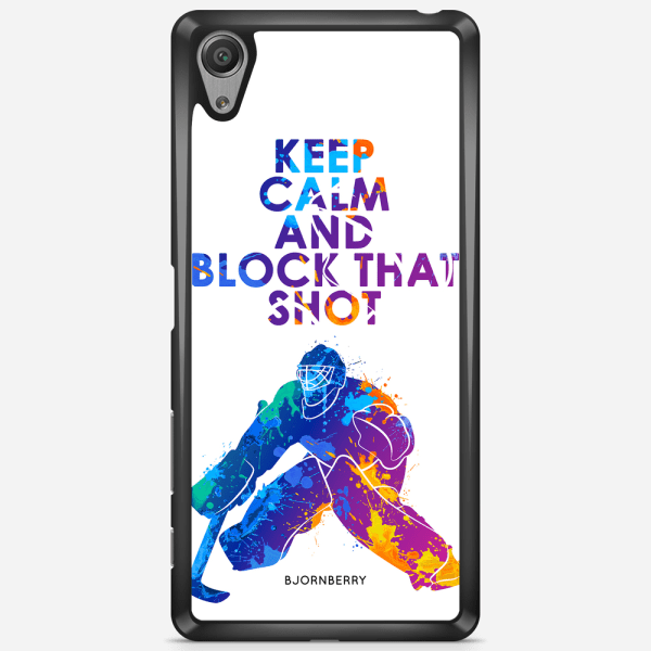 Bjornberry Skal Sony Xperia X Performance - Block that shot