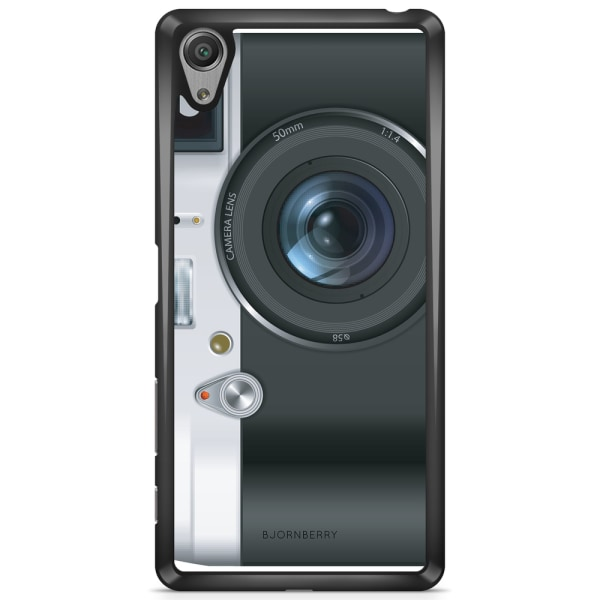 Bjornberry Skal Sony Xperia X - Retro Kamera