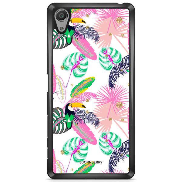 Bjornberry Skal Sony Xperia XA - Tropical Pattern