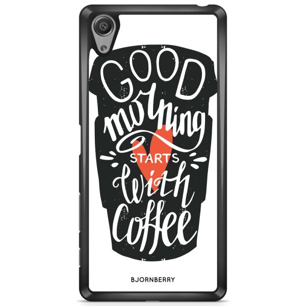 Bjornberry Skal Sony Xperia XA1 - Kaffe
