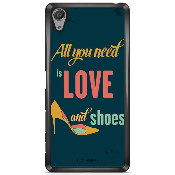 Bjornberry Skal Sony Xperia XA1 - Love Shoes