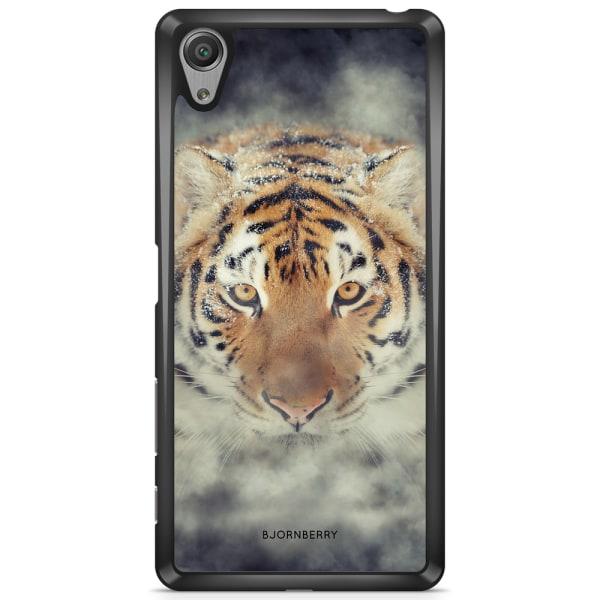 Bjornberry Skal Sony Xperia XA1 - Tiger Rök