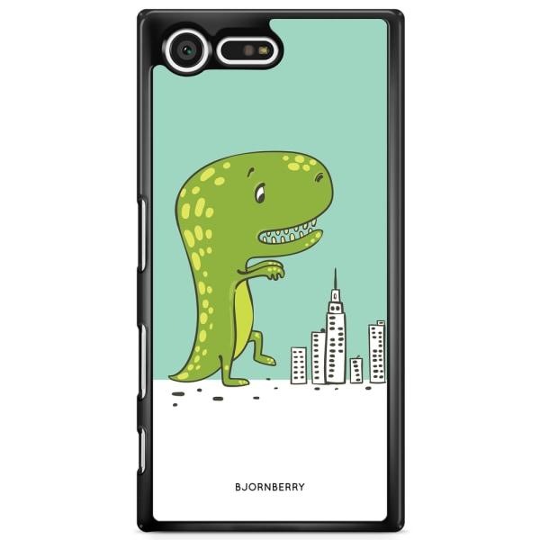 Bjornberry Skal Sony Xperia XZ Premium - Dinosaurie