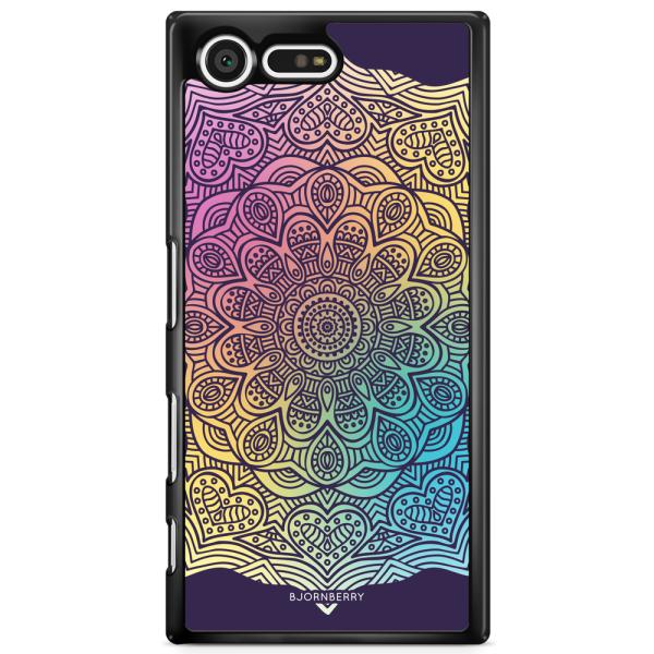 Bjornberry Skal Sony Xperia XZ Premium - Färg Mandala