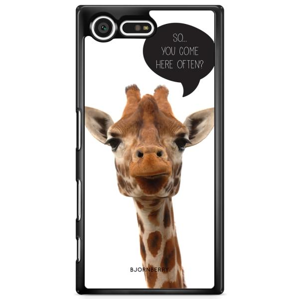 Bjornberry Skal Sony Xperia XZ Premium - Giraff