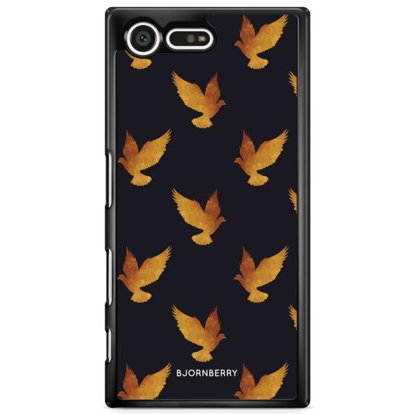 Bjornberry Skal Sony Xperia XZ Premium - Guld Duvor