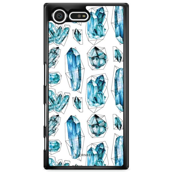 Bjornberry Skal Sony Xperia XZ Premium - Marine Kristall