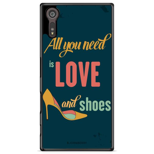 Bjornberry Skal Sony Xperia XZ / XZs - Love Shoes
