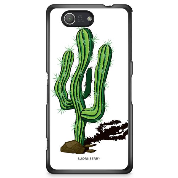 Bjornberry Skal Sony Xperia Z3 Compact - Kaktus