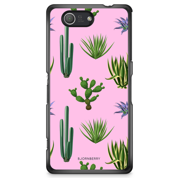 Bjornberry Skal Sony Xperia Z3 Compact - Kaktusar