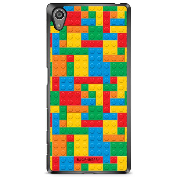 Bjornberry Skal Sony Xperia Z5 - Byggklossar