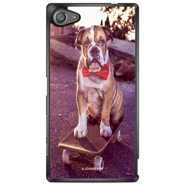 Bjornberry Skal Sony Xperia Z5 Compact - Bulldog skateboard