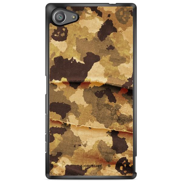 Bjornberry Skal Sony Xperia Z5 Compact - Camo Desert