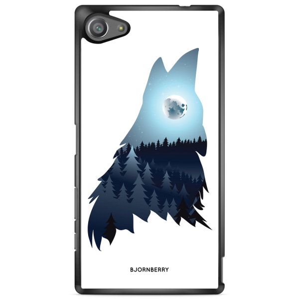 Bjornberry Skal Sony Xperia Z5 Compact - Forest Wolf