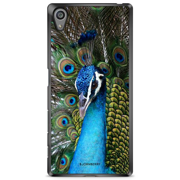 Bjornberry Skal Sony Xperia Z5 - Påfågel