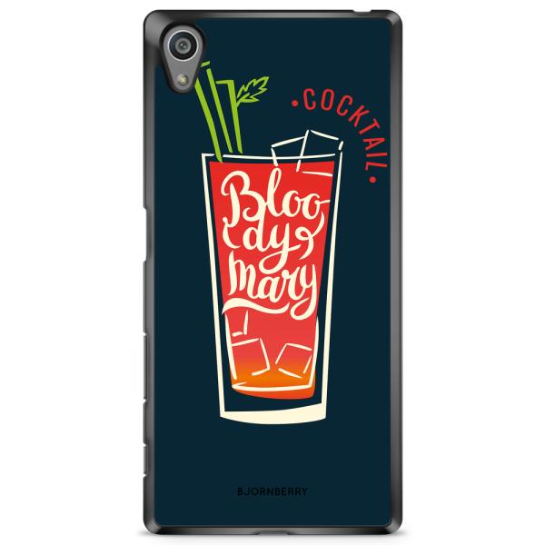 Bjornberry Skal Sony Xperia Z5 Premium - Bloody Mary
