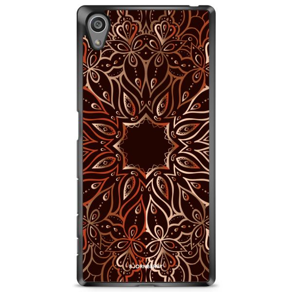 Bjornberry Skal Sony Xperia Z5 Premium - Bronze Mandala