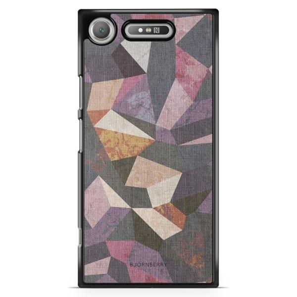 Bjornberry Sony Xperia XZ1 Skal - Geometrisk Modern