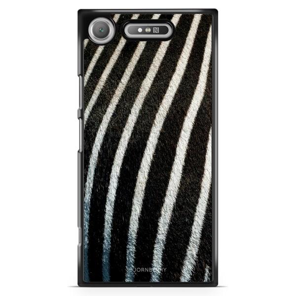 Bjornberry Sony Xperia XZ1 Skal - Zebramönster