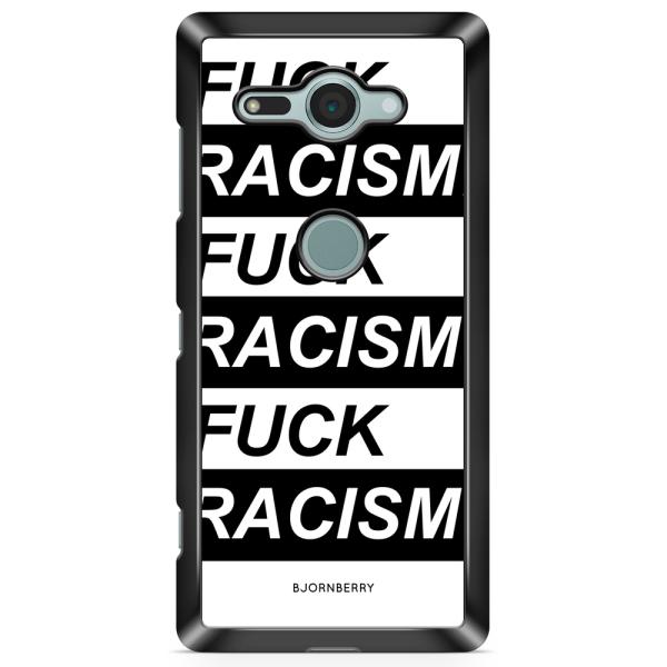 Bjornberry Sony Xperia XZ2 Compact Skal - Fuck Racism!