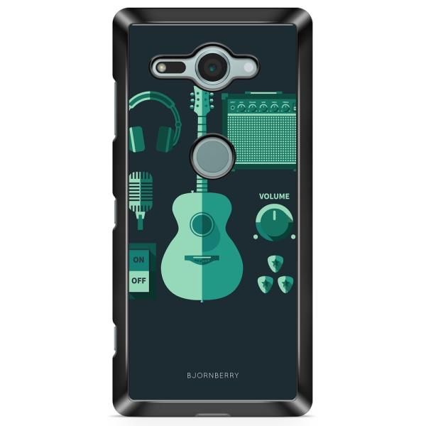 Bjornberry Sony Xperia XZ2 Compact Skal - Gitarr