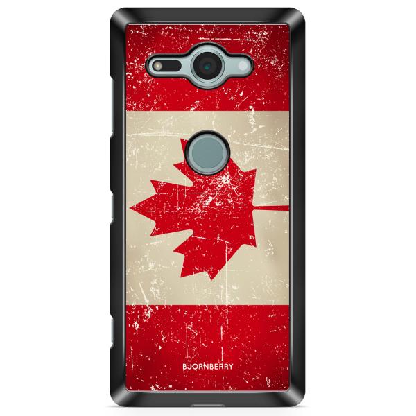 Bjornberry Sony Xperia XZ2 Compact Skal - Kanada
