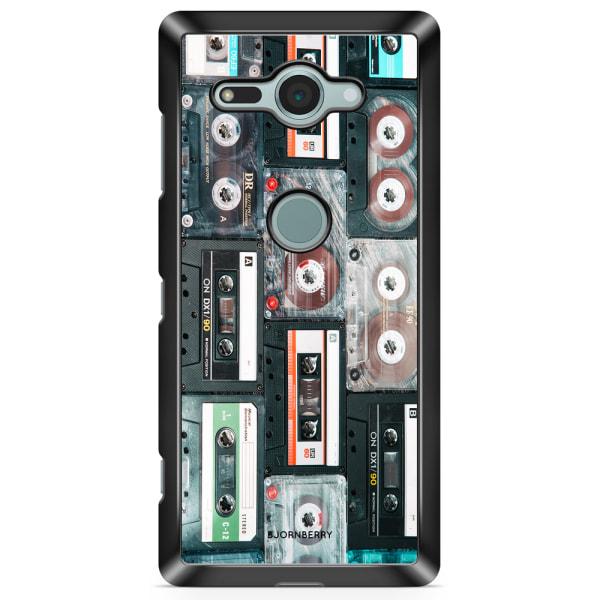 Bjornberry Sony Xperia XZ2 Compact Skal - Kassettband