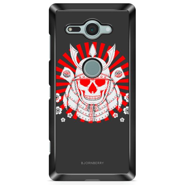 Bjornberry Sony Xperia XZ2 Compact Skal - Samurai Döskalle