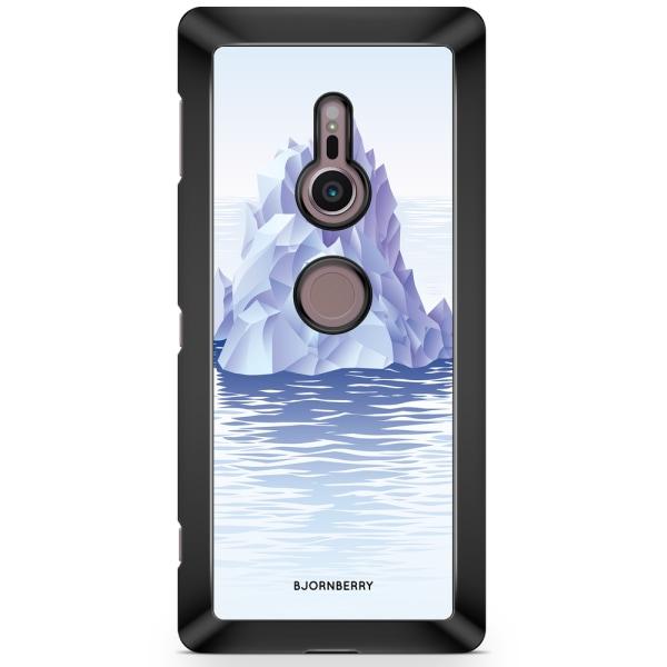 Bjornberry Sony Xperia XZ2 Skal - Isberg
